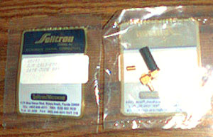Lot of 2: Solitron 2913-6001 Pic 1