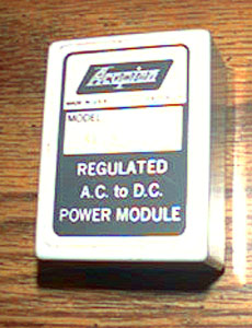 Acopian # 5E25 Regulated A.C. to D.C. Power Module Pic 1