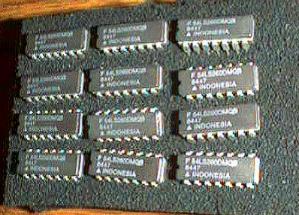 Lot of 24: Fairchild 54LS260DMQB Pic 1