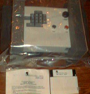 Labworks MPFSM USPS Training Keyboard use w/ Apple IIe Pic 1