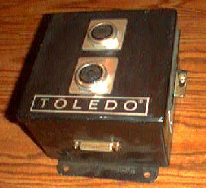 Toledo Scale KC577390 Control Box Pic 1