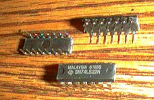 Lot of 24: Texas Instruments SN74LS22N Pic 2