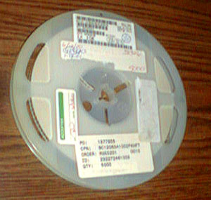 Lot of 4293 (?): PHILIPS 9C12063A1002FKHFT 10K Ohm