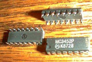 Lot of 25: Motorola MC3452P Pic 2