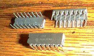 Lot of 15: Texas Instruments SN54LS174J Pic 2