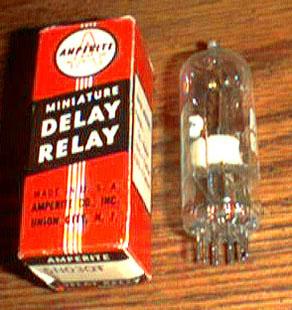 AMPERITE 5N030T Miniature Delay Relay Pic 1