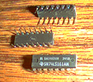Lot of 24: Texas Instruments SN74LS161AN  Pic 2