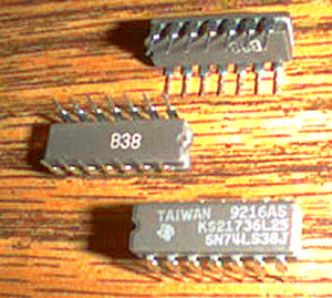 Lot of 16: Texas Instruments SN74LS38J KS21736L25 Pic 2