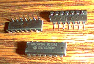 Lot of 25: Texas Instruments SN74S280N Pic 2