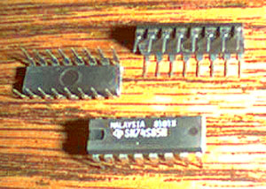 Lot of 17: Texas Instruments SN74S85N Pic 2