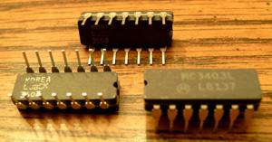 Lot of 15: Motorola MC3403L