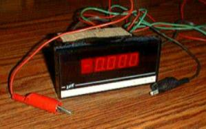 LFE Model 50 DC Voltmeter Pic 2