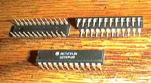 Lot of 8: Motorola MC74F543N Pic 2