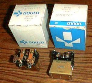Lot of 2: Gould Allied Control Box-355 KS-15863L1 Pic 1