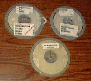 Over 14,000 (??) Resistors Pic 1