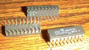 Lot of 20: Texas Instruments JM38510/32803BRB Pic 2