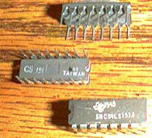 Lot of 14: Texas Instruments SNC54LS151J Pic 2