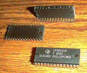 Lot of 13: Texas Instruments CF40101N Pic 2