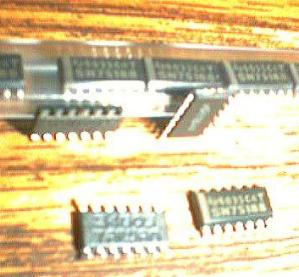 Lot of 42: Texas Instruments SN75188 Pic 2
