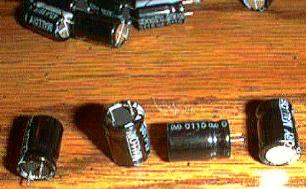 Lots of 200: 100V 47UF Capacitors Pic 2