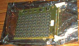 Hewlett Packard 33444-60002 Memory Expansion Card Pic 1
