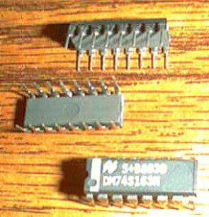 Lot of 25: National Semiconductor DM74S163N Pic 2