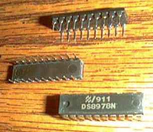 Lot of 18: National Semiconductor DS8978N Pic 2