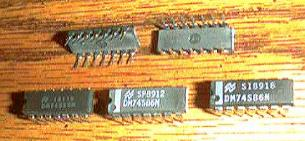 Lot of 63: National Semiconductor DM74S86N Pic 2