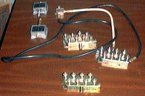 LOT: IBM Networking Components, Cables, Etc. Pic 1