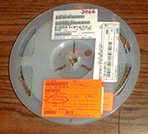 Lot of 3066 (?): Panasonic EXBA10P472J