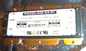 Powercube PD300-300-03-PI DC/DC Converter