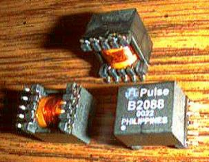 Lot of 11: Pulse B2088 Transformers Pic 2