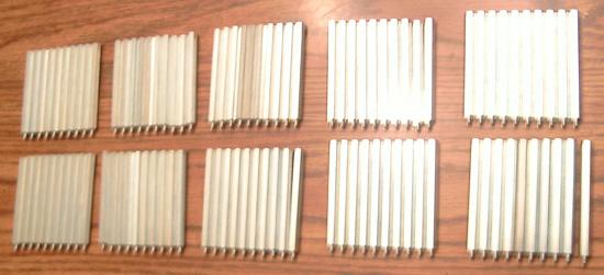 Lots of 100: Lyn-Tron ST6980-2.750-34 :: 1/4