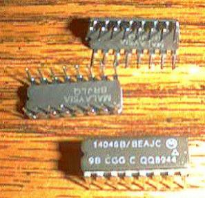 Lot of 12: Motorola 14046B/BEAJC Pic 2