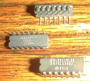 Lot of 12: Motorola SN74LS386J Pic 2