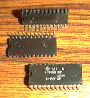 Lot of 12: Hitachi HM46810P Pic 2