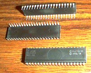 Lot of 9: Fujitsu MBL8088-2 Pic 2