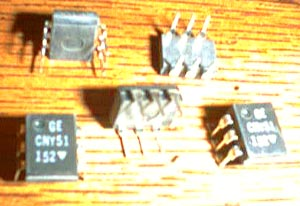 Lot of 66: GE Solid State CNY51 Photon Coupled Isolator Pic 2