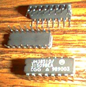 Lot of 6: Motorola JM38510/31509BEA Pic 2