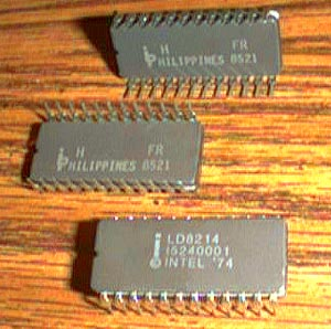 Lot of 11: Intel LD8214 Pic 2
