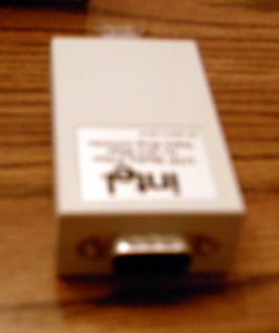 Intel 304711-001A UTP Media Filter for 16/4 TR networks Pic 2