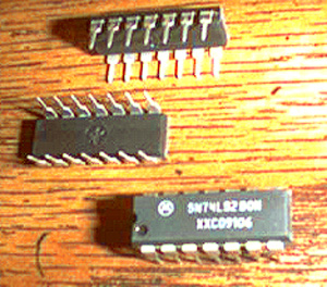 Lot of 50: Motorola SN74LS280N