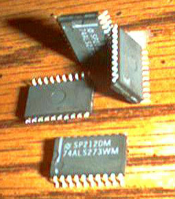 Lot of 31: National Semiconductor DM74ALS273WM Pic 2