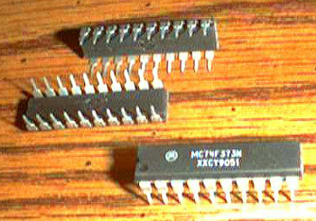 Lot of 18: Motorola MC74F373N Pic 2