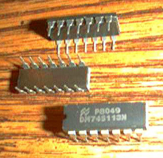 Lot of 12: National Semiconductor DM74S113N Pic 2