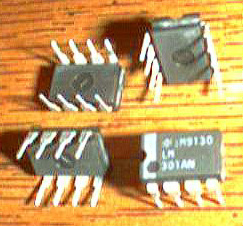 Lot of 29: National Semiconductor LM301AN Pic 2