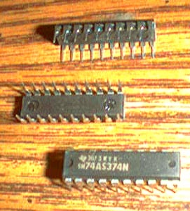 Lot of 20: Texas Instruments SN74AS374N Pic 2