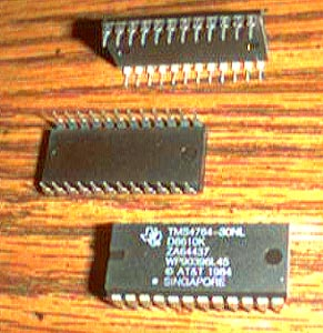 Lot of 15: Texas Instruments TMS4764-30NL Pic 2
