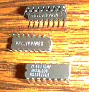 Lot of 25: AMD AM25LS08 Pic 2