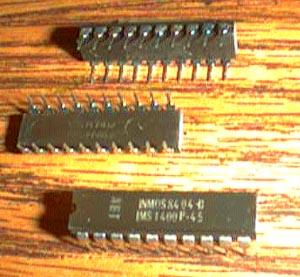 Lot of 19: INMOS IMS1400P-45 Pic 2